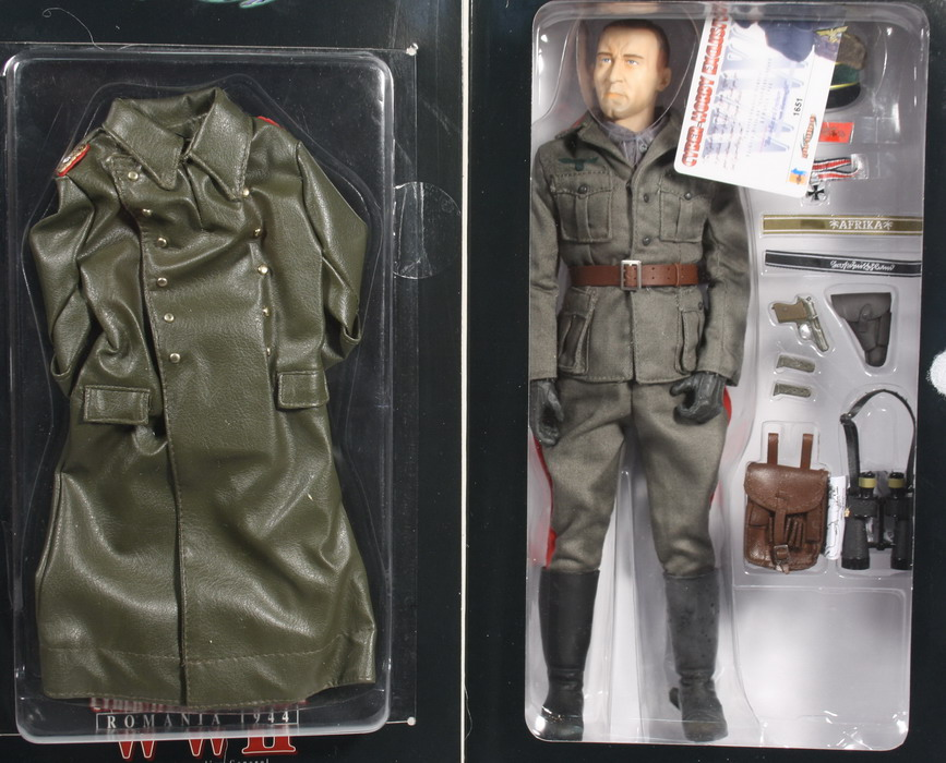 ALBATROS MODELS :: Action Figure 1/6, H  E  F  von